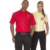 Kustom Kit Oxford Short Sleeved Corporate Shirt