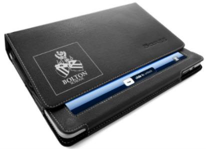 Snugg Executive iPad Case