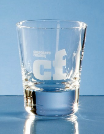 Engraved 'Big Shot' Tot Glass