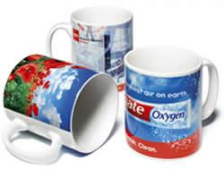 custom printing on mugs