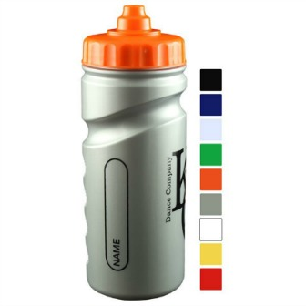 500ml Valve Lid Plastic Sports Bottle
